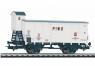Model plastikowy Wagon towarowy kryty Kdnh PKP Piwo ep.III (58946) Wiek: