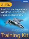 Egzamin MCITP 70-647 Administrowanie systemem Windows Server 2008 w skali Thomas Orin, Policelli John, McLean Ian