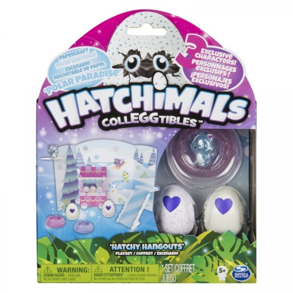 Figurki Hatchimals Polar Paradise 6046010 (6046010)