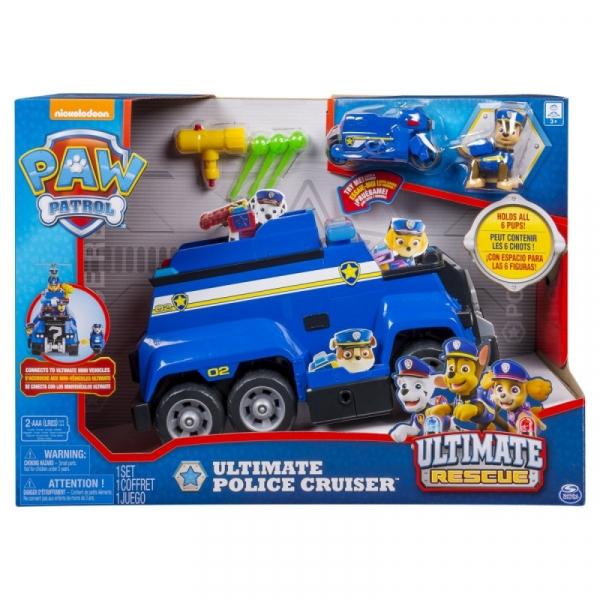 Psi Patrol: Radiowóz Ratunkowy Chase'a (6046716)