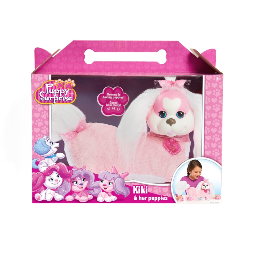 Puppy Surprise: Pluszak - Kiki. Seria 1 (JPP42146)