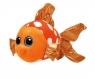 Maskotka Beanie Boos Sami - Pomarańczowa Rybka 24 cm (TY 37146)