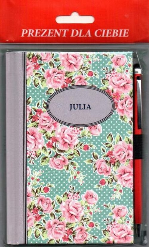 Notes Imienny Julia