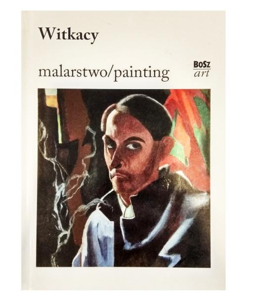 Witkacy. Malarstwo/painting (Uszkodzona okładka) Żakiewicz Anna