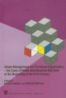Urban management and territorial organisationThe case of Polish and
