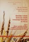 Dietetyka i sztuka kulinarna antyku i wczesnego Bizancjum II-VII w. Część 1