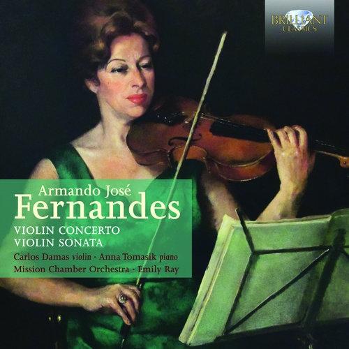 Fernandes: Violin Concerto