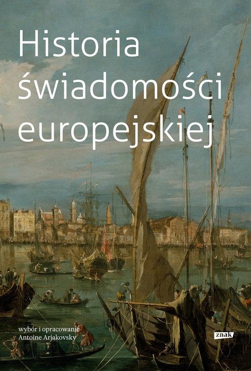 Historia świadomości europejskiej (Uszkodzona okładka)