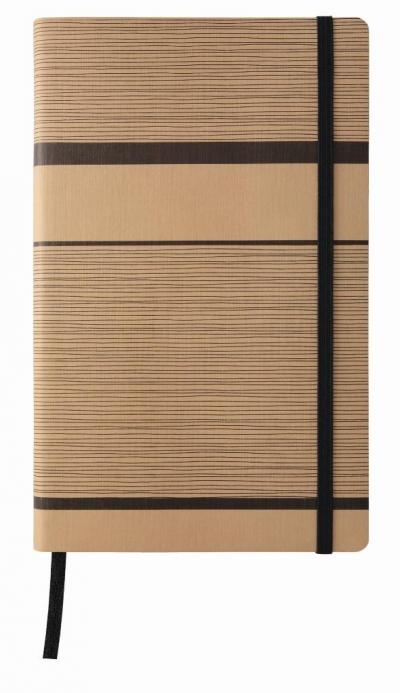 Notatnik 13x21cm kratka Castelli Tatami Cappucino