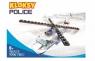 Klocki Kloksy: Policja helikopter 166 elementów (93514)