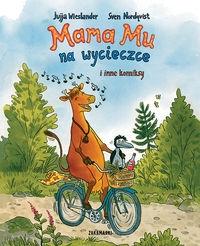 Mama Mu na wycieczce i inne komiksy Jujja Wieslander