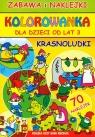 Kolorowanka Krasnoludki Guzowska Beata