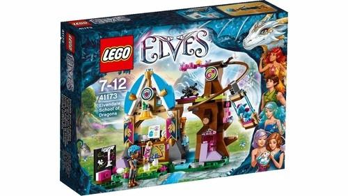 Lego Elves Szkoła Smoków w Elvendale (41173)
