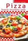 Pizza, focaccia, bruschetta, piada
