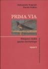 Prima via wstępna nauka języka łacińskiego