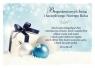 Kartka Boże Narodzenie 5 - Niech wam błogosławi..