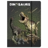 Teczka z gumką A4 Dinozaur (DRF-48465)
