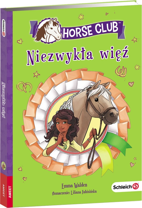 Horse Club Niezwykła więź Walden Emma