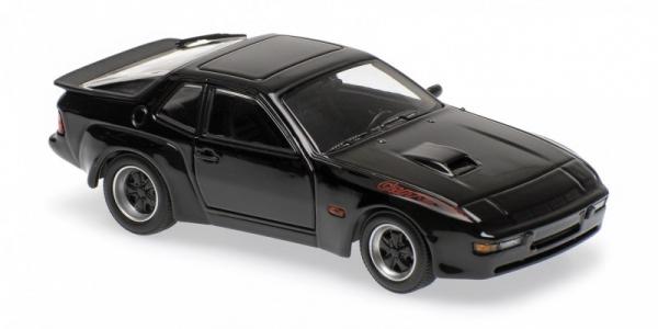 Porsche 924 GT 1981 (black) (940066124)