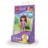 Brelok do kluczy z latarką LEGO®: Friends - Olivia (LGL-KE22O)