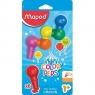 Kredki Colorpeps Baby 6 kolorów MAPED