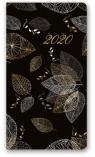 Kalendarz 2020 Tygodniowy A6 Soft Liście 11TS