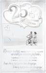Kartka okolicznościowa Rocznica Ślubu RS03