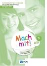 Mach mit! 5 neu Materiały ćwiczeniowe do kl. VIII Magdalena Górska, Halina Wachowska