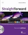 Straightforward 2ed Advanced WB with key +CD