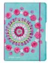 Notatnik PP my.book Flex A5/40k kratka - Flowers