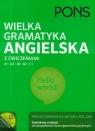 PONS Wielka gramatyka angielska z ćwiczeniami A1 A2 B1 B2 C1