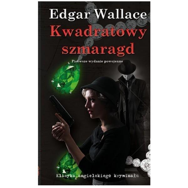 Kwadratowy szmaragd Wallace Edgar