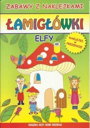 Łamigłówki Elfy Guzowska Beata, Pawlicka Kamila