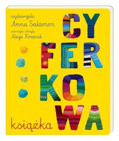 Cyferkowa książka Salamon Anna, Krzanik Alicja