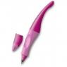 Pióro kulkowe Stabilo Easy Original Start różowe dla praworęcznych na blistrze (46846-5)