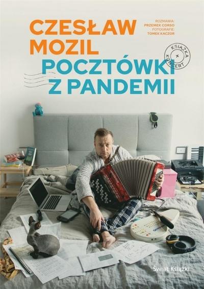 Czesław Mozil. Pocztówki z pandemii Czesław Mozil, Przemysław Corso