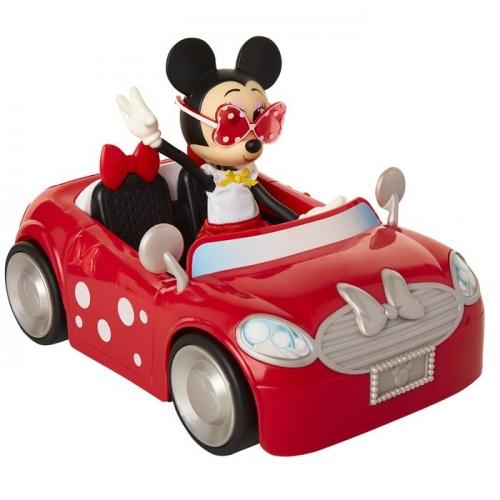 Minnie Mouse lalka + samochód Minnie Cooper - Dostępność po 22/05