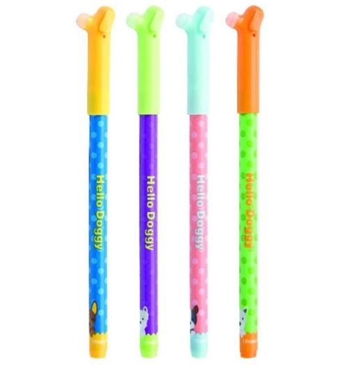 Długopis wymazywalny M&G Hello Doggy (420642)