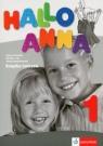 Hallo Anna 1 Język niemiecki Smartbook Książka ćwiczeń + 2CD
