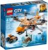 Lego City: Arktyczny transport powietrzny (60193)
