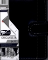 Organizer Jazz A6-18 czarny tyg. 2018