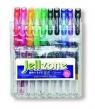 Długopis żelowy Zone 10 kolorów DONG-A