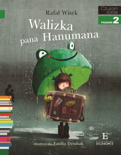 Walizka pana Hanumana Witek Rafał