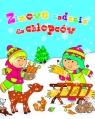 Zimowe zadania dla chłopców Anna Wiśniewska, Krzysztof Wiśniewski