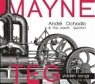 Mayne Teg - yiddish songs. Andre Ochodlo CD