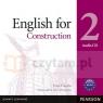 English for Construction 2 CD-Audio Evan Frendo