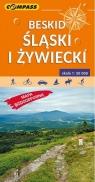 Mapa tur. wodoodpor. B. Śląski i Żywiecki 1:50 000