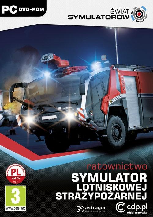 Świat Symulatorów Symulator Lotniskowej Straży Pożarnej PC
