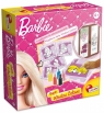 Barbie Farby Window Colours 11 szablonów do odwzorowania