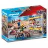 Playmobil City Action: Rusztowanie z robotnikami (70446)